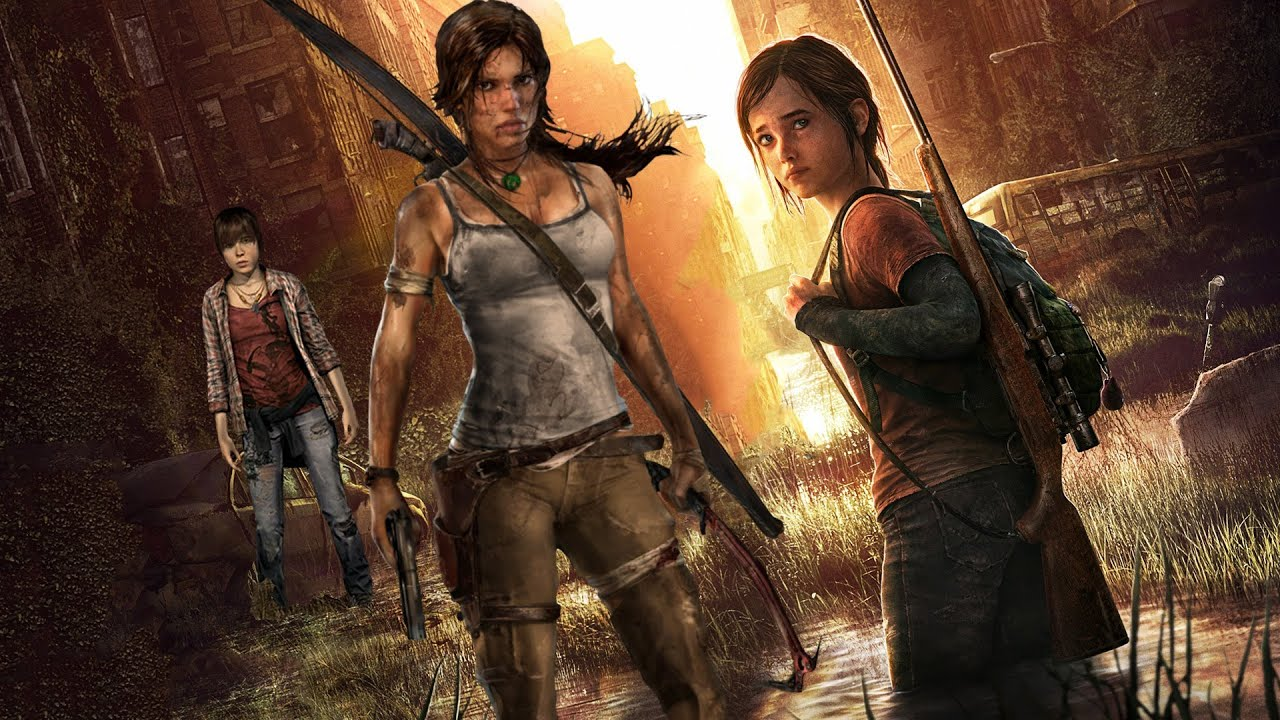 Top 10 Badass Female Characters In Video Games of 2013 ...