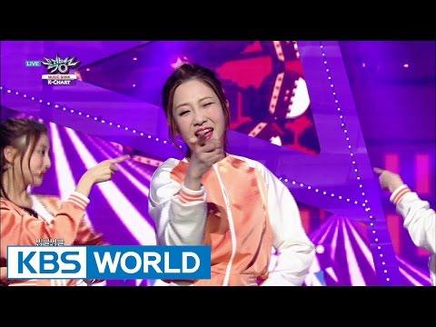 Lovelyz - Joyland   러블리즈 - 놀이공원 [Music Bank K-Chart / 2015.04.24]