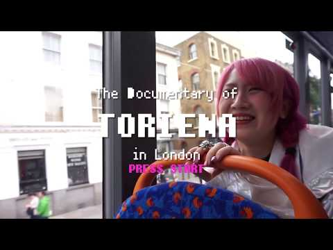 TORIENA 「HYPER JAPAN」ドキュメンタリー ①  / The Documentary of TORIENA in London (Chapter 1)