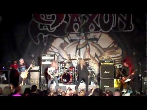 Saxon - Chasing the bullet 10.6.11 (Houston)
