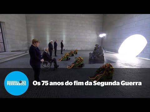 Mundo celebra os 75 anos do fim da Segunda Guerra Mundial em crise