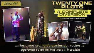 Twenty One Pilots - 'A Complete Diversion' / MEJORES MOMENTOS + JUMPSUIT (FULL LIVE)