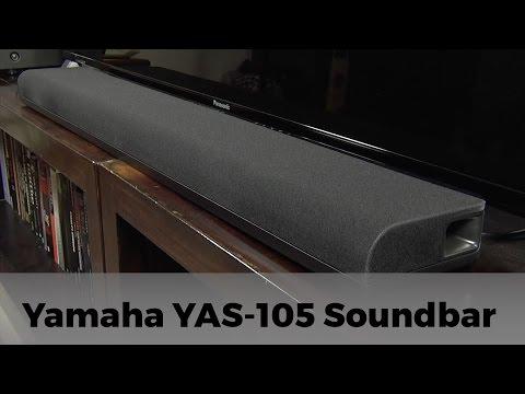 Yamaha YAS-105 Soundbar Review