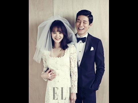 結婚 韓国 9組紹介!韓国芸能人カップル結婚式写真まとめ1