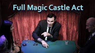 Tyler Rabbit Full Magic Castle Act