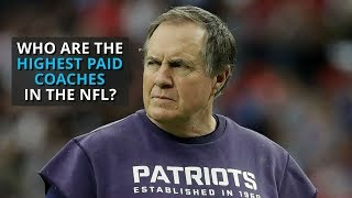 Jon Gruden and the highest paid NFL head coaches: Who are they?