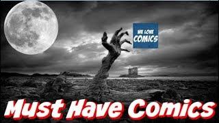 MUST HAVE comics...KEY SPEC BOOK ALERT ! ! !