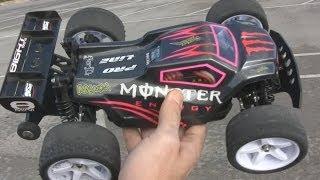 Losi Mini 8 buggy 4s