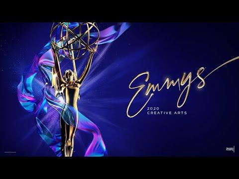 2020 Creative Arts Emmy Awards Wednesday