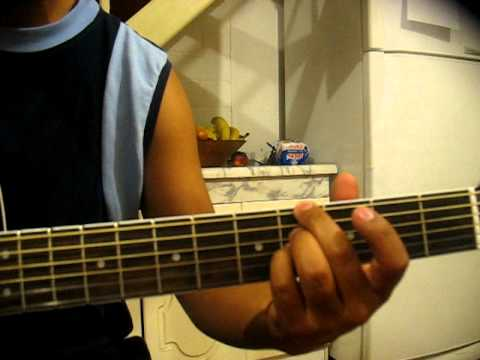 Hossanna on Guitar Hilsong Tutorial