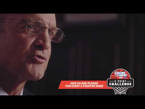 Coaches vs. Cancer Lon Kruger 3-Point Challenge