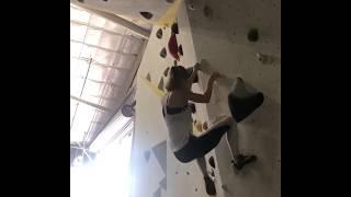 💃 Brie Larson (Captain Marvel) - Physical Training [Rock Climbing] (Dec 2018) 🦸