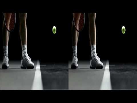 Eurosport 3D Panasonic Trailer