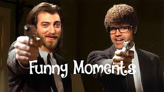 Rhett and Link: Funny moments #2