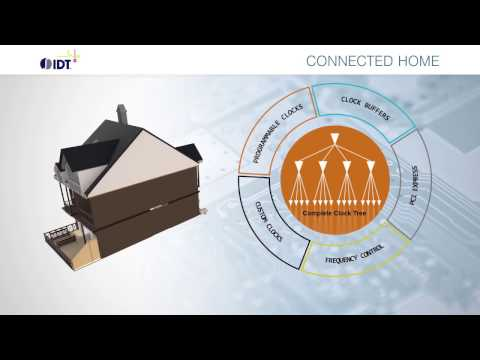 IDT and the Connected Home