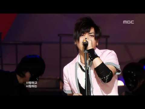 Moon Hee-jun - TOY, 문희준 - 토이, Music Core 20090801