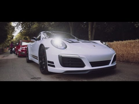 Jeff Zwart drives the Porsche 911 Carrera S Endurance Racing Edition