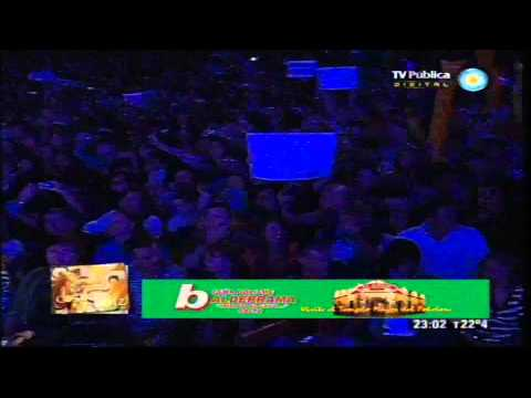 Jorge Rojas en Cosquin 2012 -VIVO - COMPLETO - HQ - High-definition - Parte 1ra de 3 -