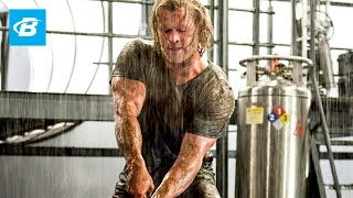The Personal Trainer of Superheroes | Duffy Gaver