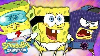 SpongeBob's 31 Best Alter-Egos! 🦸♂️ SpongeBob SquarePants