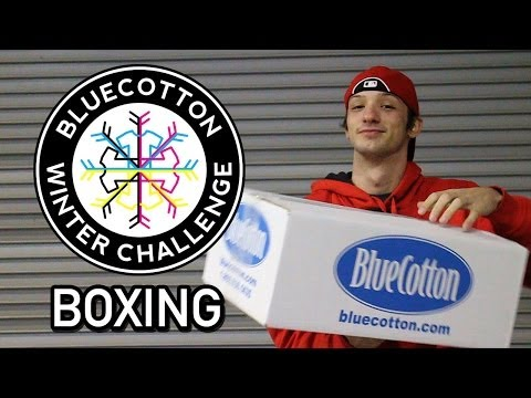 Boxing Competition - BlueCotton Winter Challenge 2014
