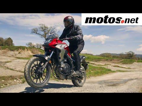 Honda CB 500 X | Prueba / Test / Review en español