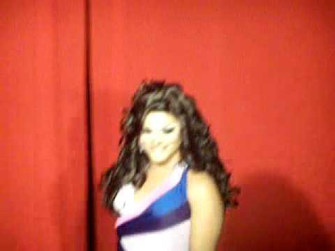 MISS KRASH PLUS 2009, candidata #3 MISS EGYPT