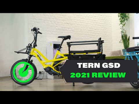Fully Charged Tern GSD Generation 2 eBike Review