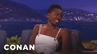 "Danai Gurira: ""The Walking Dead"" Is The New ""Family Ties""  - CONAN on TBS"