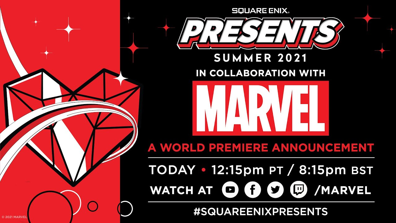 Square Enix Presents: A World Premiere Announcement