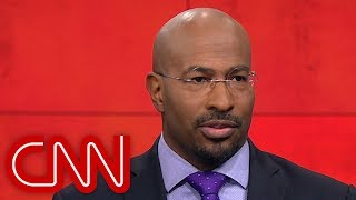 Van Jones comes to Sarah Sanders' defense