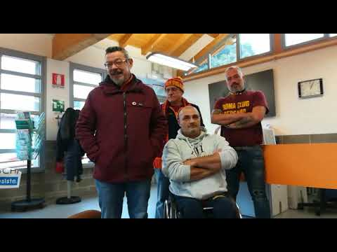 VIDEO - Il Roma Club Bergamo