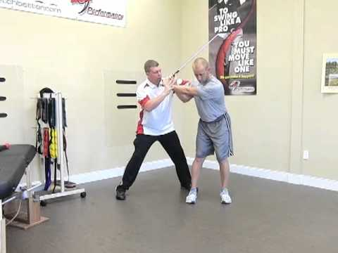 Golf Stance Upper Body Isometrics.m4v