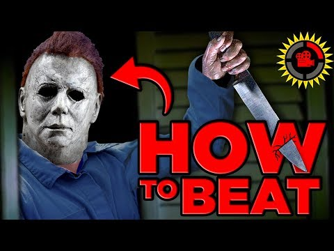 Film Theory: How To BEAT Michael Myers (Halloween)