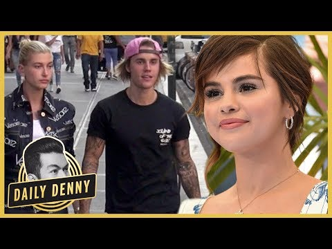What Selena Gomez REALLY Thinks of Justin Bieber's Surprise Engagement | #DailyDenny