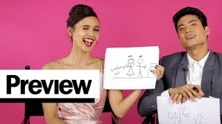Megan Young and Mikael Daez Play The Newlywed Game | Perfect Match | PREVIEW