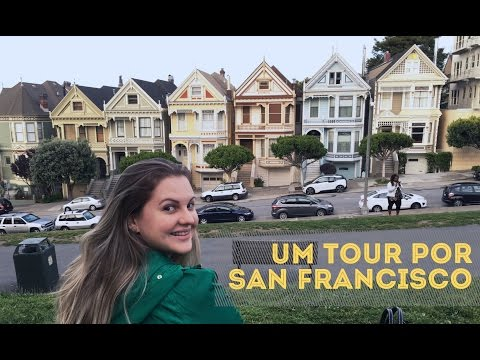 SAN FRANCISCO |  Golden Gate, Alamo Square, Pier 39
