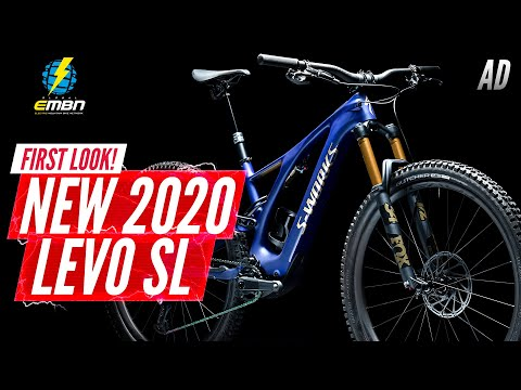 World's Lightest EMTB? | First Look At The 2020 Specialized Levo SL