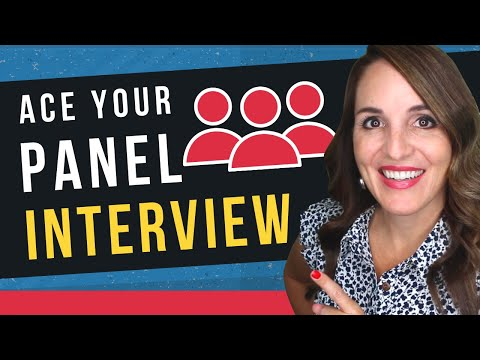 PANEL INTERVIEW Tips - How To STAND OUT In A Panel Interview photo