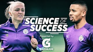 SCIENCE OF SUCCESS   How the Champions prepare for a matchday