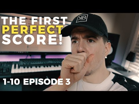 THE FIRST PERFECT SCORE! (1-10 Challenge EP 3)