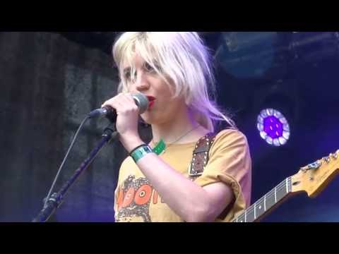 Black Honey - live @ Straatfestival Leeuwarden May 29 2016