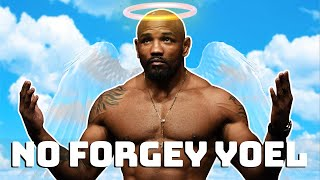 No Forgey Yoel Romero people..