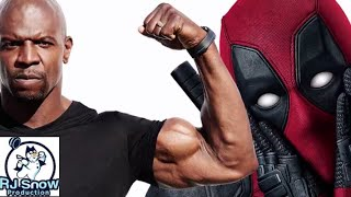 'Deadpool 2' Trailer Confirms Terry Crews Plays X Force's Bedlam!