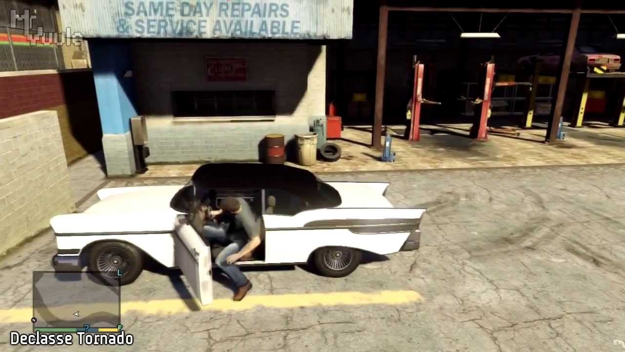 GTA V - 'Kifflom!'/Epsilon: More Vehicle Locations (All ...