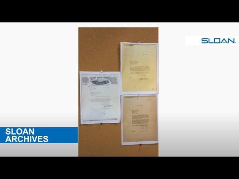 Inside the Sloan Archives - Episode 11