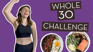 Whole30 Diet Review – Before & After Has Us Shook!