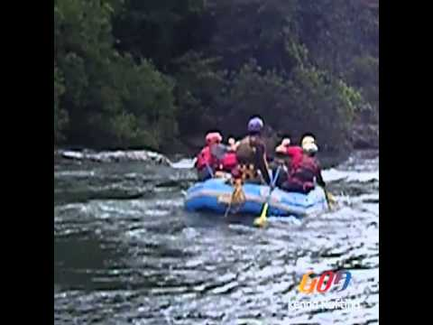 Kenna Thursdays Episode 5: Kenna Rafting