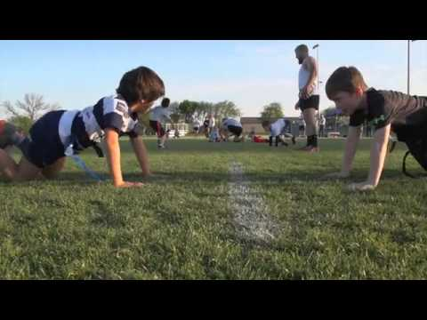 Chevy Hometown Kids features Griffins Rugby
