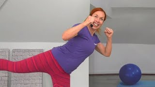 Christian Dance Workout, War Room Movie Song, Me Without You + Sample Stretching: Col. 3 Bible Study